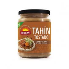 TAHIN TOSTADO BIOGRÁ 200GR