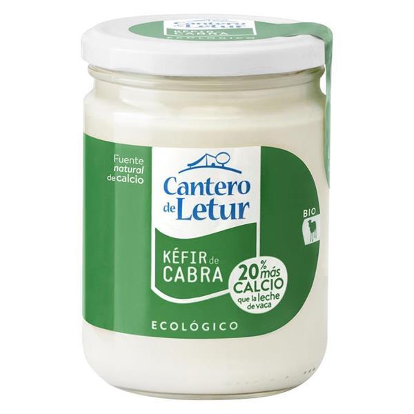KEFIR DE CABRA CANTERO DE LETUR 420 GR.