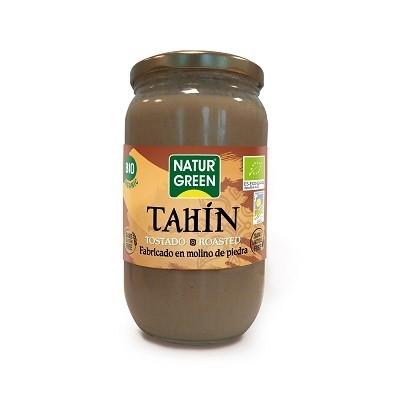 TAHIN TOSTADO  NATURGREEN 800GR