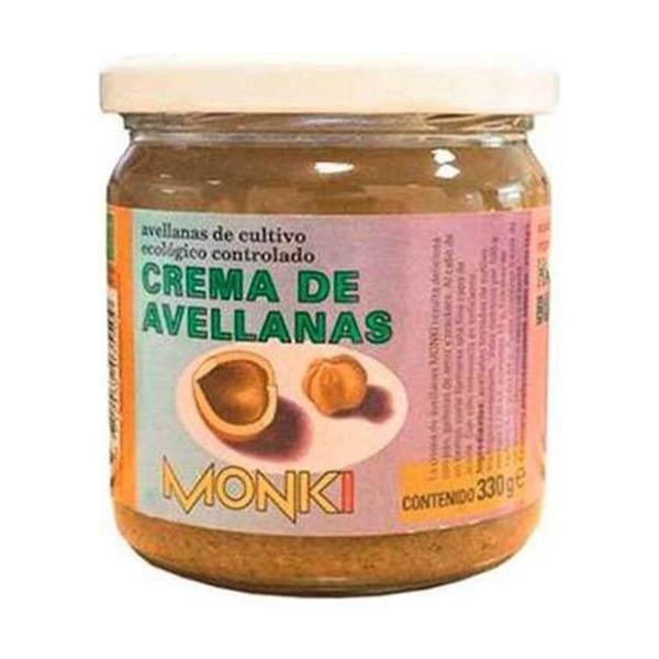 CREMA DE AVELLANAS MONKI 330GR